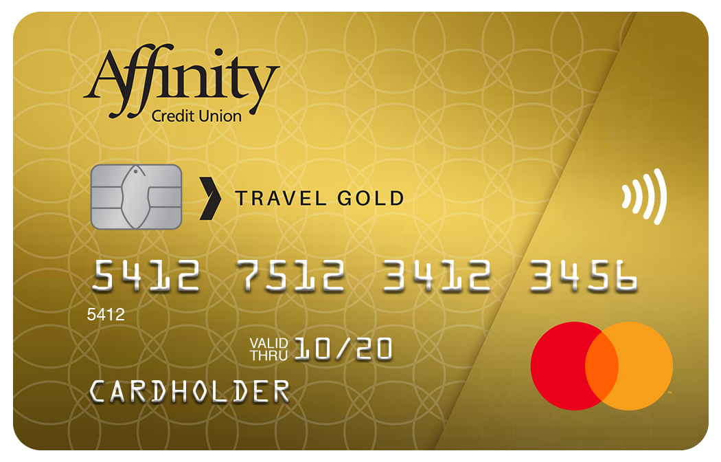 Personal Card - Travel Rewards Gold Mastercard<sup>®</sup>