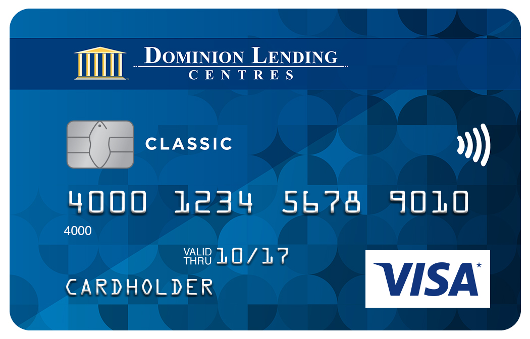 Dominion Lending Centres Classic Card