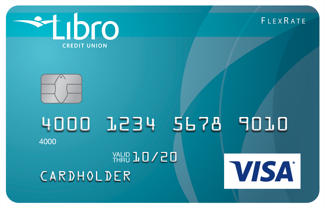 Libro Visa FlexRate Card