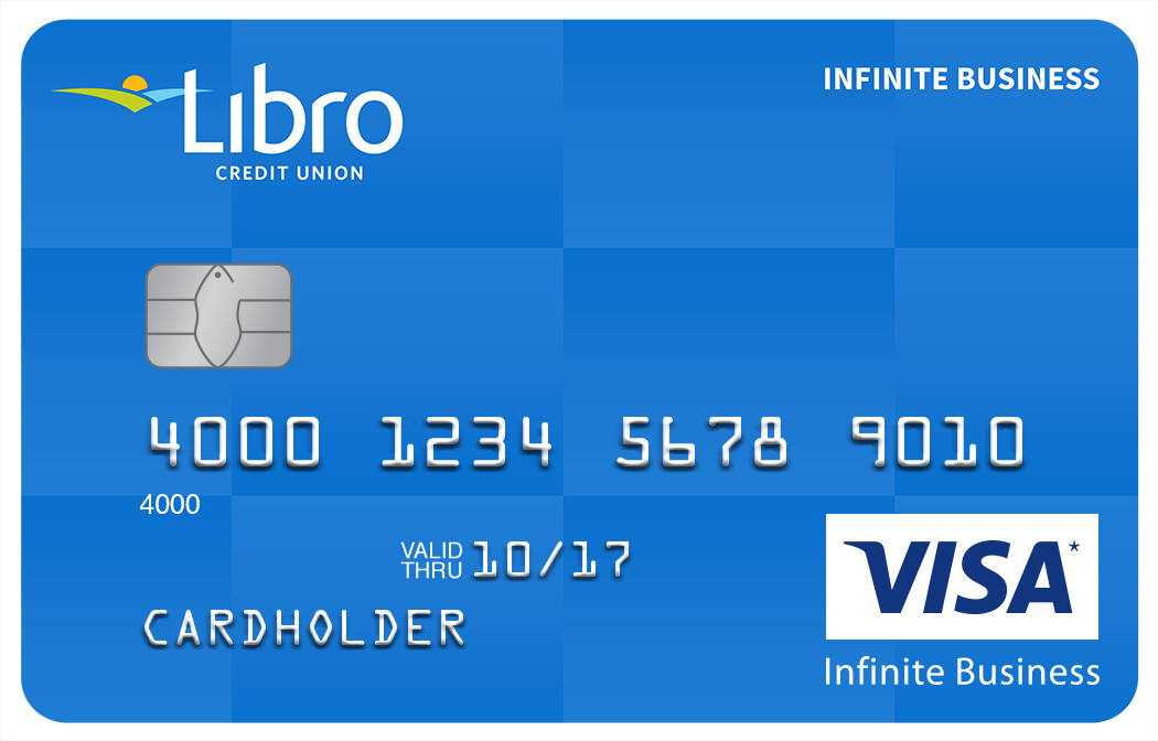 Libro Visa Infinite Business Card