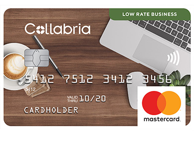 Collabria Low Rate Business MasterCard