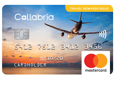 Collabria Travel Rewards Gold MasterCard