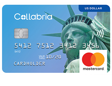 Collabria US Dollar MasterCard