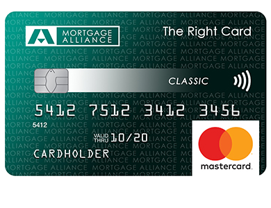 Mortgage Alliance Classic MasterCard