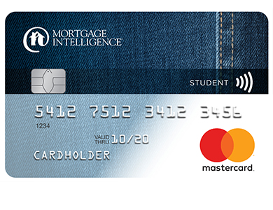 Mortgage Intelligence Student MasterCard