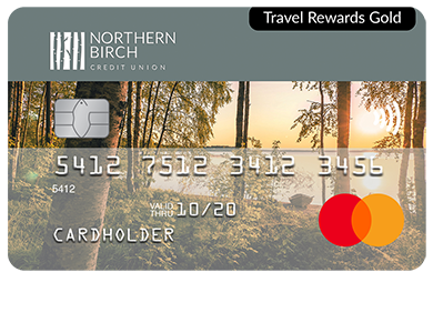 Personal Card - <p>Travel Rewards Gold Mastercard<sup>®</sup></p>