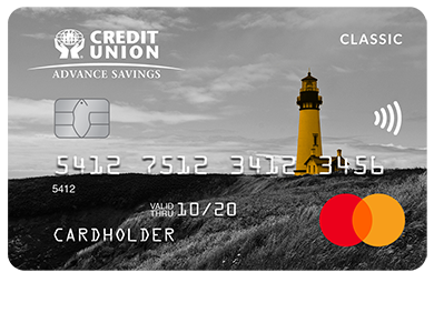 Personal Card - Classic Mastercard<sup>®</sup>