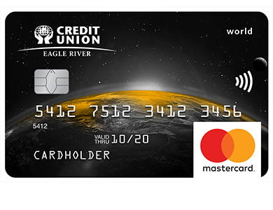 Eagle river credit union credit cards personal credit cards reheart Choice Image