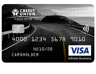 Eagle river credit union credit cards business credit cards reheart Choice Image