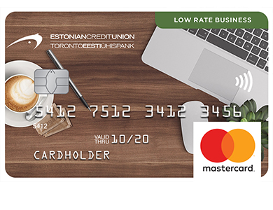 Low Rate Business Mastercard