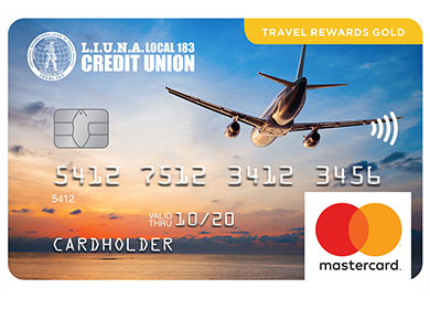 Travel Rewards Gold Mastercard