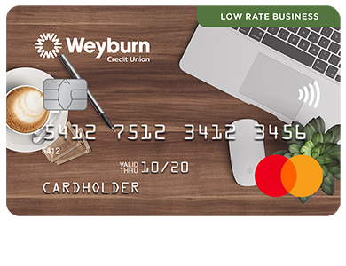 "Business Card - Low Rate Business Mastercard<sup><span style=""font-size: 11.25px;"">®</span></sup>"