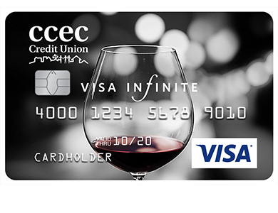 Visa* Infinite Card