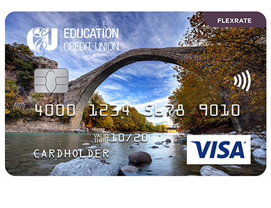 Visa* FlexRate Card