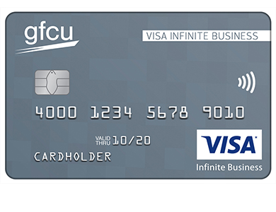 Business Card - Visa Infinite Business* Card