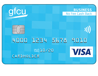 Business Card - No Fee Cash Back Visa* Business Card