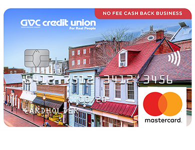 No Fee Cash Back Business Mastercard