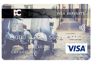 Personal Card - Visa Infinite*