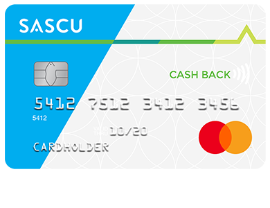 Personal Card - Cash Back Mastercard<sup>®</sup>