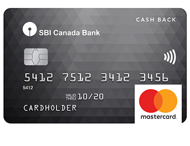 SBIC Cash Back MasterCard