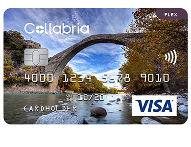 Collabria Visa Flex Card