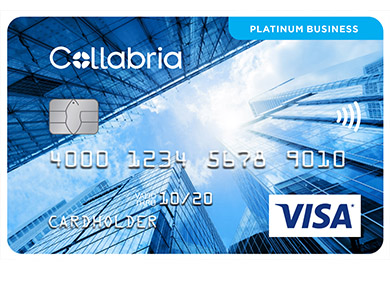 Collabria Visa Platinum Business Card