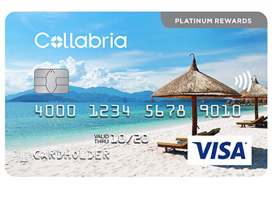 Collabria Visa Platinum Rewards Card