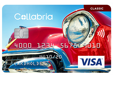 Collabria Visa Classic Card