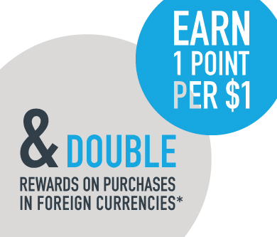 Platinum Rewards Offer - Visa